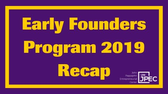 Early Founders Program 2019 Recap