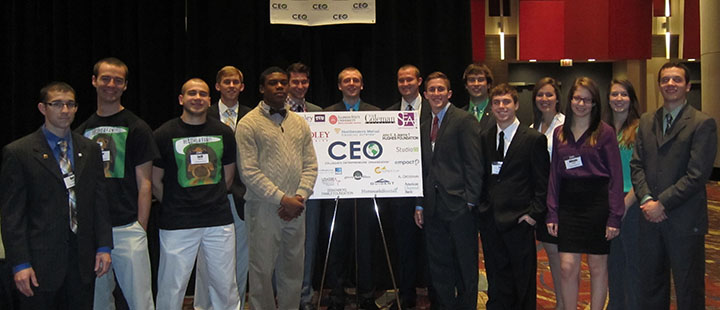 UNIEntrepreneurs at CEO Conference