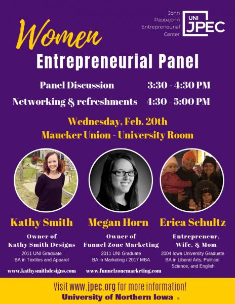 Women Entrepreneurial Panel